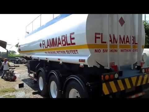 30 KL Trailer Tanker Showcase
