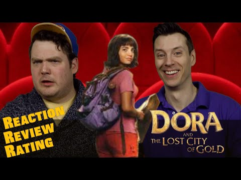 dora-and-the-lost-city-of-gold---trailer-reaction-/-review-/-rating