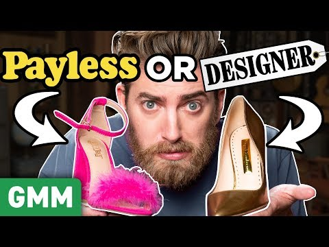 Payless vs. Designer Shoes (GAME)