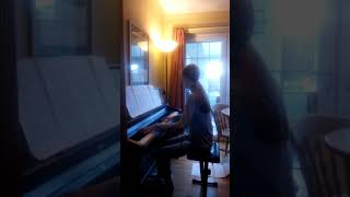 13 year old plays 'Bohemian Rhapsody' - Queen *Piano Cover*