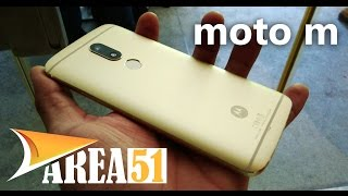 Moto M - Quick Hands On & Specifications | India