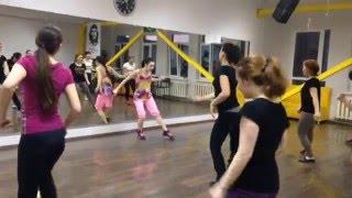 Zumba® Fitness в Уфе (ZIN 60 Boogie Boogie - Cha-cha-cha)(, 2016-03-15T07:58:46.000Z)