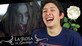 Reaccionando a La Rosa de Guadalupe... DE TERROR