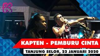 Download Lagu Kapten Band - Pemburu Cinta (Live Tanjung Selor 22 Januari 2020) #kaptenband mp3