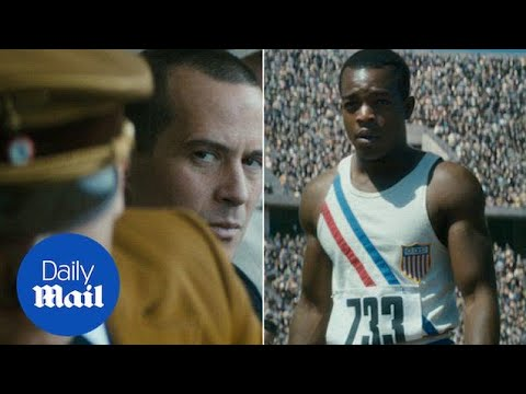 Race: Black Athlete Jesse Owens Competing At Hitler's Olympics - Daily Mail