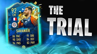 SAVANIER 92 TOTSSF REVIEW!!! TOTS Savanier FIFA 20 Ultimate Team
