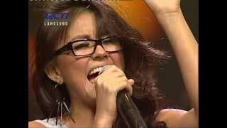 Agnes Monica ft. Ahmad Dani di todong Anang Hermansyah