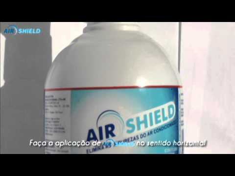 Como utilizar o Air Shield
