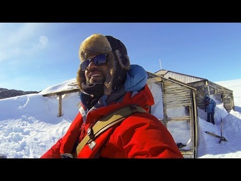 Expedition to Mawson's Huts: a journey into Antarctica | Guardian Investigations