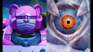 Robot VS Monster Fortnite Event (Comment les sons sonnaient vraiment comme)