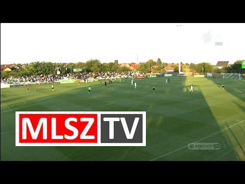 Paksi FC - Újpest FC | 2-2 |  OTP Bank Liga | 1. forduló | MLSZTV