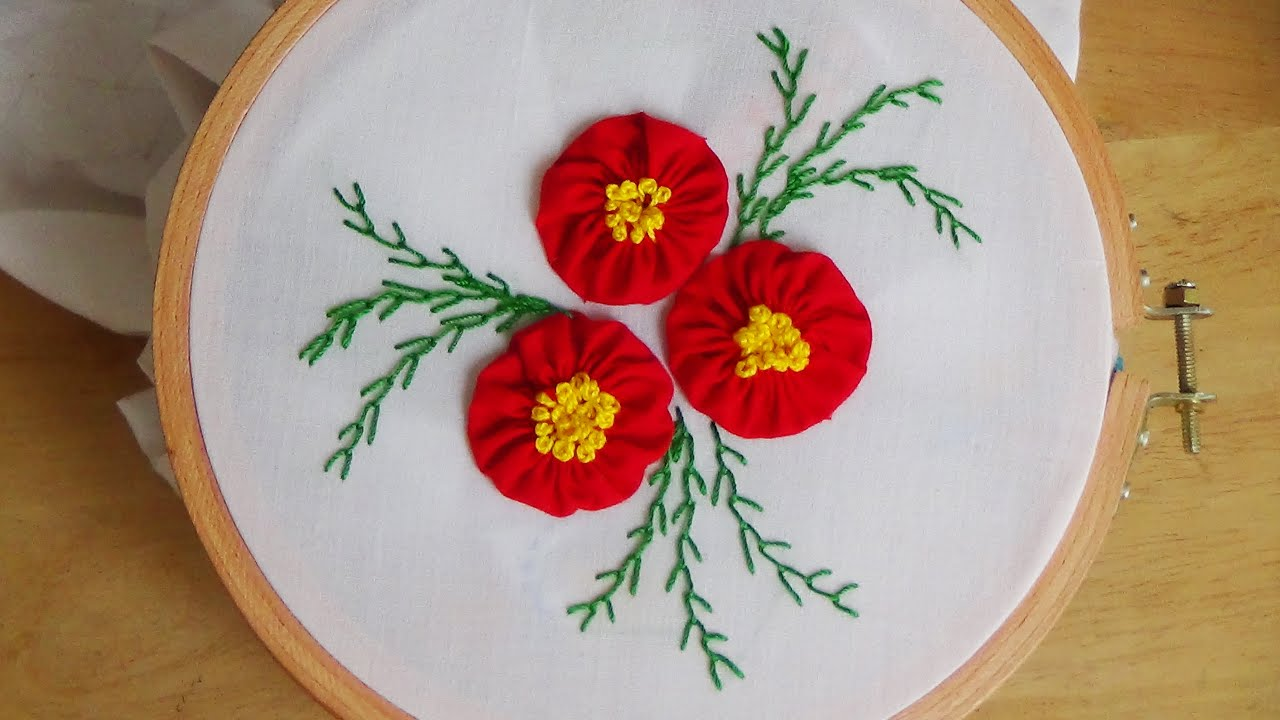 Show Embroidery Designs