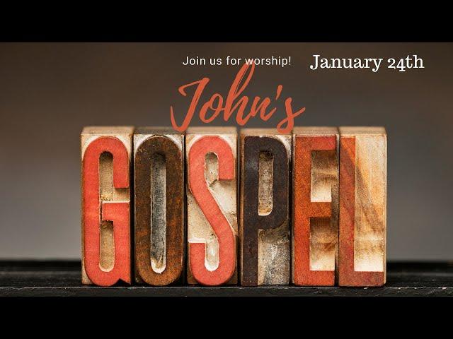 January 24th Worship Service