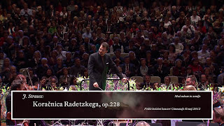Radetzky March - Gimnazija Kranj Christmas Concert 2012