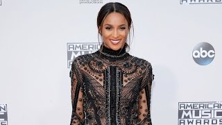 Ciara Multitasks at the American Music Awards, Tracks Russell Wilson's Seahawks Game!