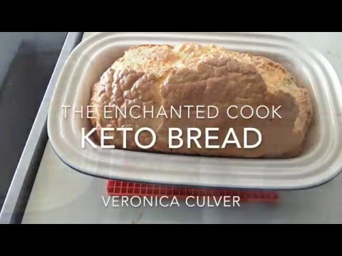 How to Make Low Carb (Keto and Bulletproof) Bread - 2 Ingredients!