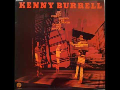 A FLG Maurepas upload - Kenny Burrell - Up The Street,