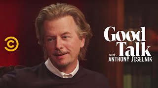 The Night David Spade's Assistant Attacked Him - Good Talk with Anthony Jeselnik