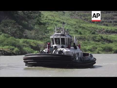7 months in Panama Canal facing challenges