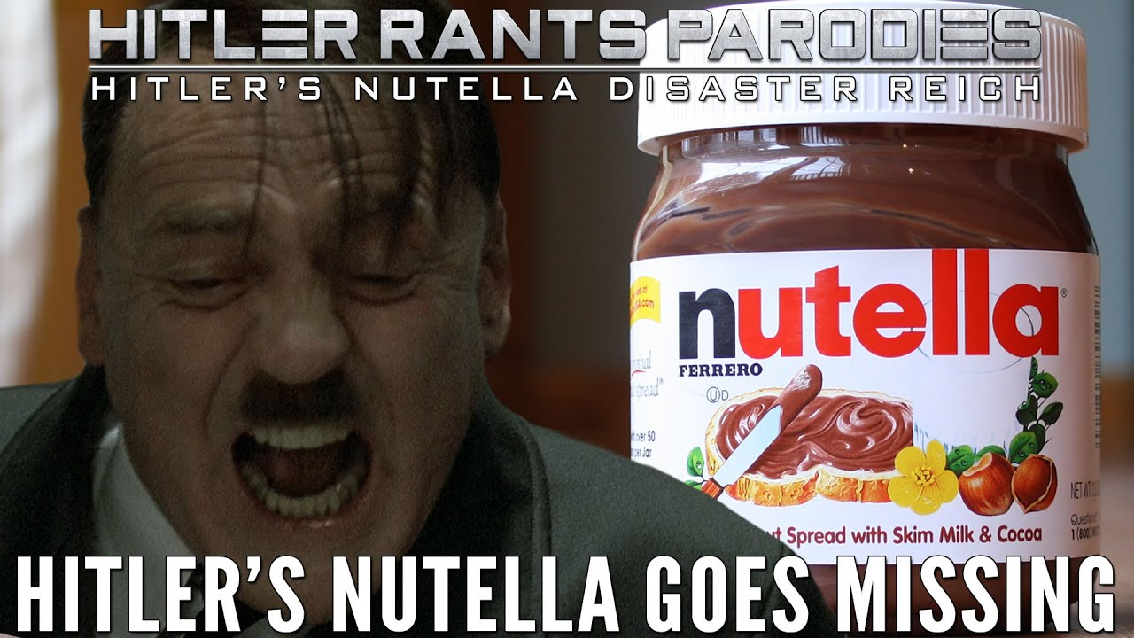Hitler's Nutella goes missing