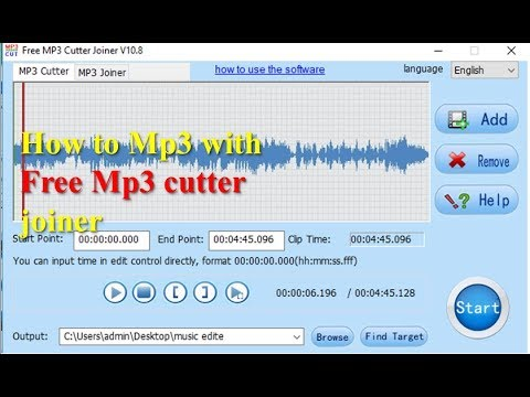 Free MP3 Cutter download – Dr  Nermien Ismail Language Schools – NIS