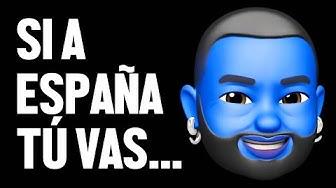 Imagen del video: Parodia musical: Si a España tú vas...