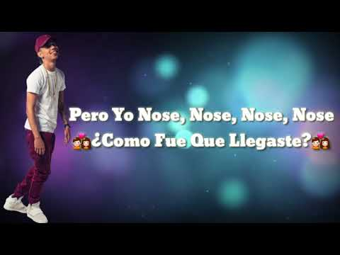 Albert06 - Me Enamoraste (Video Lyrics Oficial) By AlambreFilms
