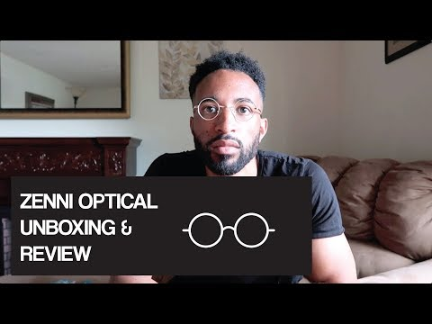 5f77061bb43a ZENNI OPTICAL UNBOXING   REVIEW