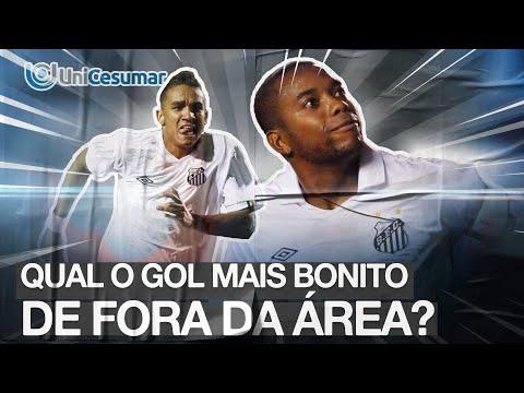 QUAL O GOL DE FORA DA ÁREA MAIS BONITO? | TOP UNICESUMAR 14