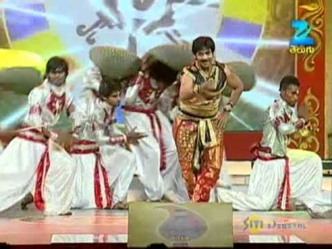 Zee Kutumbam Awards 2012 Dec  22 '12 Part   18 Travel Video