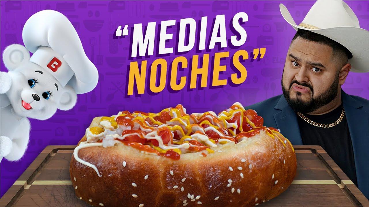 BIMBO vs HECHO EN CASA | Medias Noches | El Guzii