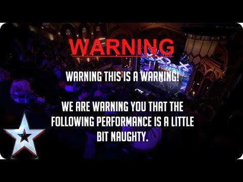 NAUGHTIEST ACTS! | Britain's Got Talent