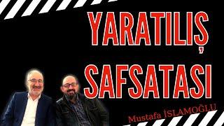 """Uydurulmuş dindeki """"yaratılış"""" safsatasına bakar mısınız  Mustafa İslamoğlu Sinan Canan"""
