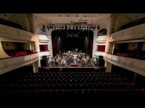 Marios Joanou Elia: NAVAL SYMPHONY (I. VARYAG) | Primorskaya Philharmonic Society | Teaser