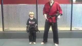 Lead Hook Control   Highlands Ranch Karate