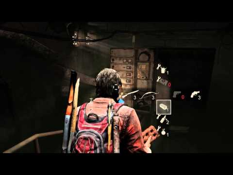 The Last of Us: Remastered Подвал...