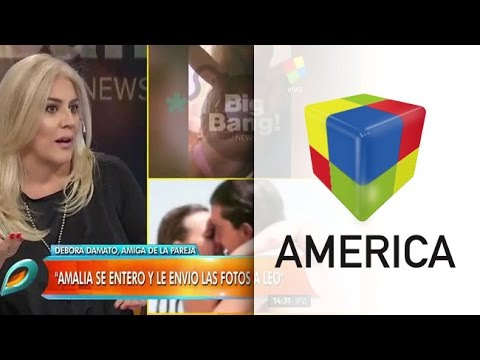La verdadera historia de la infidelidad a Granata: Habló la periodista que los presentó