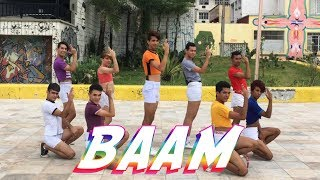 MOMOLAND(모모랜드) - BAAM Dance Cover | Rainbow+
