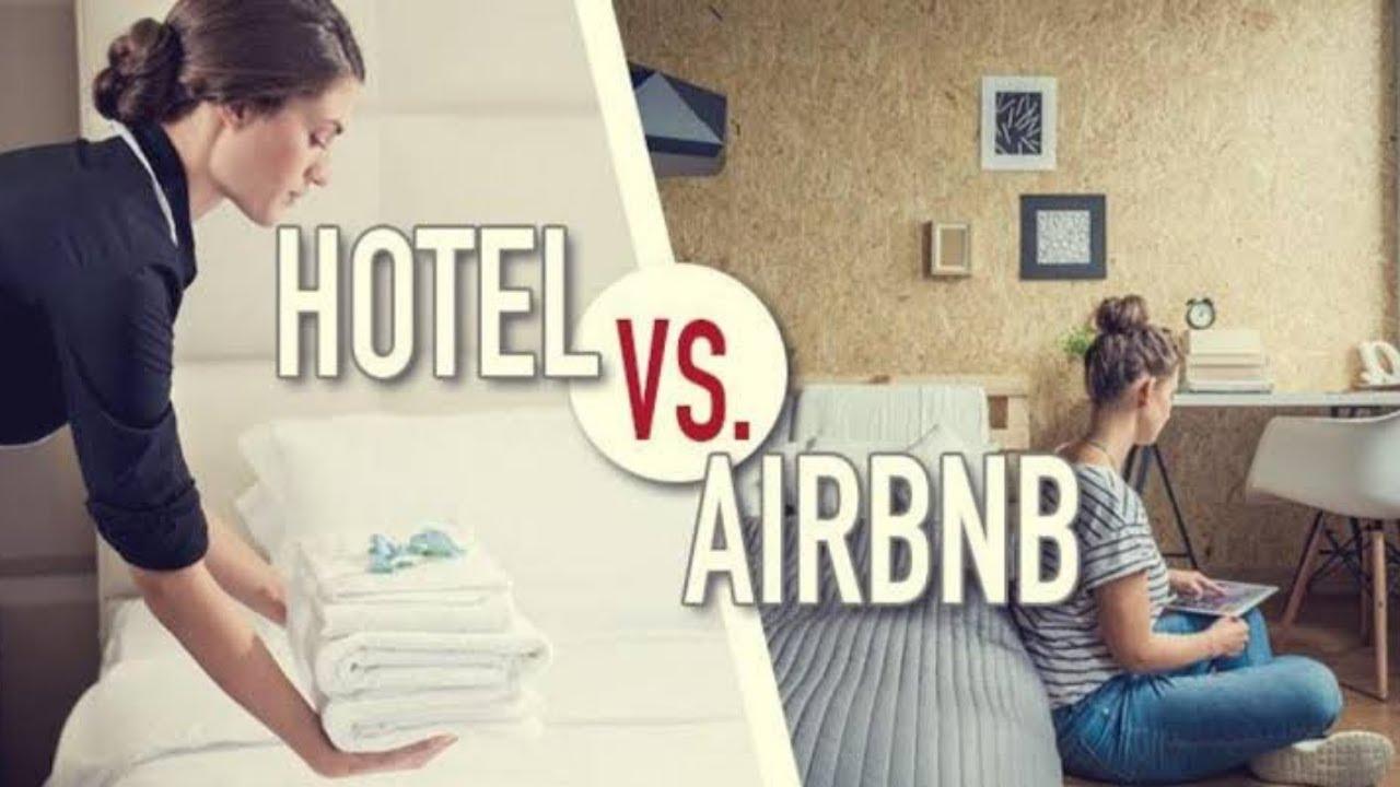 Download HOTEL VS AIRBNB | Español| Descubre que hospedaje te conviene | 2021