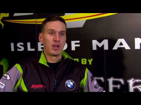 TT 2018 | Martin Jessopp interview