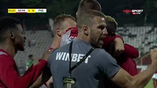 РЕПОРТАЖ: ЦСКА - Лудогорец 1:1