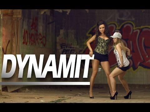 ESTE feat. Aleja WP - Dynamit (Official Video) prod. ESTE , cuty DJ CIDER