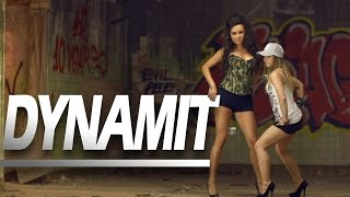 ESTE feat. Aleja WP - Dynamit (Official Video) prod. ESTE , cuty DJ CIDER