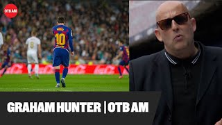 Graham hunter joined otb am to talk about barcelona's struggles on and off the pitch.whatsapp at 087 9 180 - #otbam is live every morning from 7:30 a...