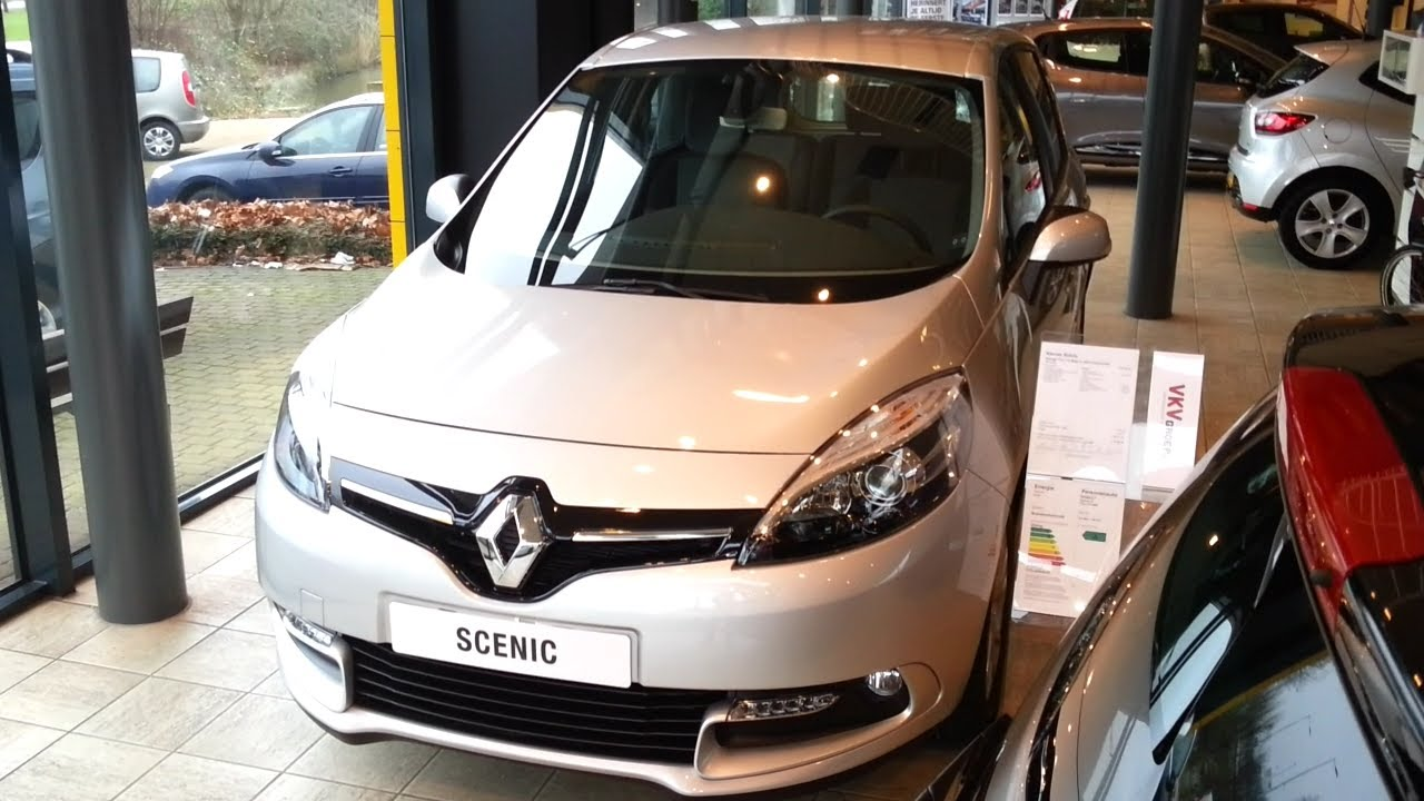 Renault Scenic 2015 In Depth Review Interior Exterior Youtube