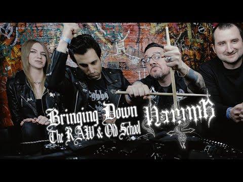 Bringing Down The Raw & Old School Hammr