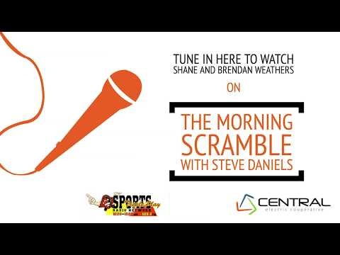 Coyle Feature On The Morning Scramble