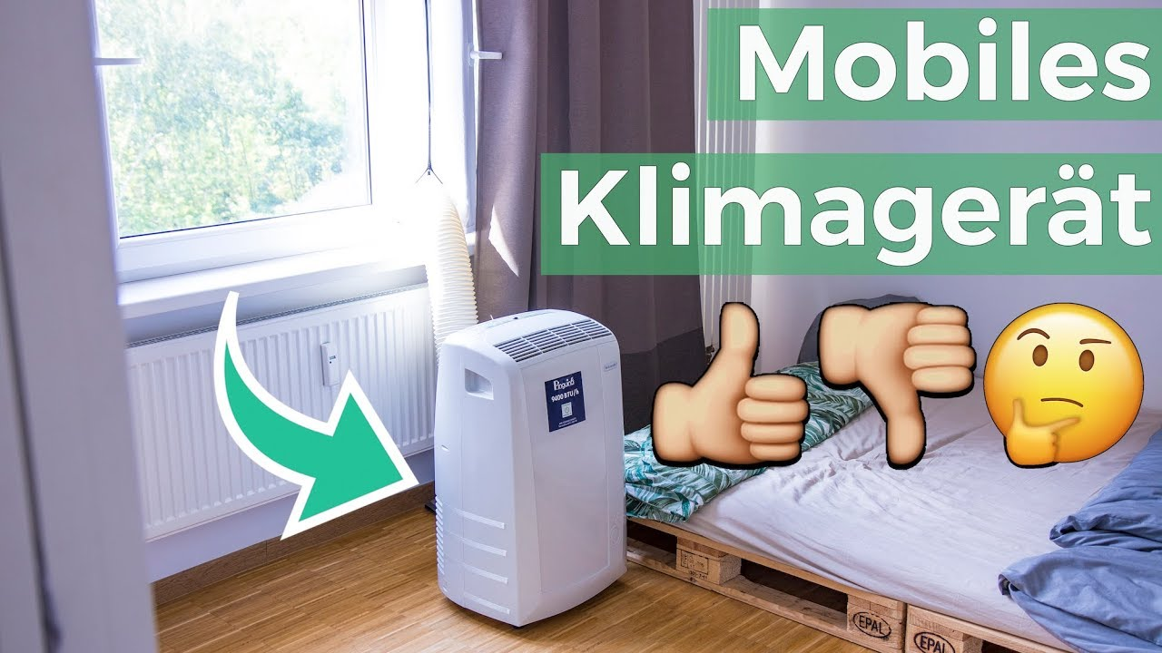 Mobile Klimaanlage Gut Oder Schlecht Youtube
