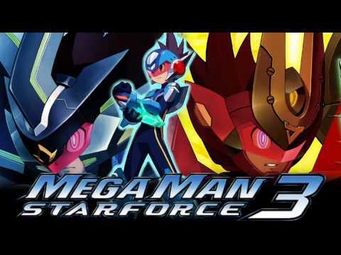 Mega Man Star Force 3 OST - T07: The Radio World