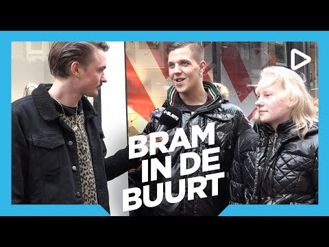 'Ik val op kleine meisjes' - Bram In De Buurt | SLAM!